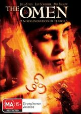 THE OMEN 666 - Mia Farrow & Liev Schreiber - DVD - NEW & SEALED - MA-rated - R4