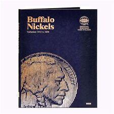 Official Whitman Coin Folder #9008 ***** Buffalo Nickel  (1913-1938) *****