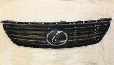 *NEW LEXUS GS300 GS430 GS350 GS460 GS450H GRILL + EMBLEM OEM 2006-2011 BLACK