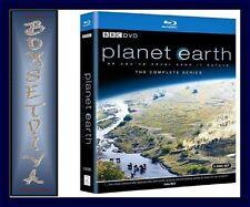 DAVID ATTENBOROUGH -PLANET EARTH COMPLETE SERIES BLURAY