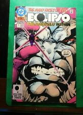 DC ECOLIPSO THE DARKNESS WITHIN 1 JULY 92 COMIC BOOK!   c468XXX