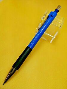 STAEDTLER MASMICRO 775 07 MECHANICAL PENCIL  BLUE SILVER
