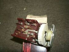 NOS 1971 72 FORD PINTO HEADLIGHT SWITCH