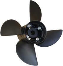Propeller for Mercury 40-125hp 13 x 16-20 adjustable Pitch ProPulse 8902