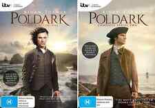 POLDARK Series : Season 1 & 2 : NEW DVD