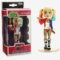 Funko Rock Candy Suicide Squad: Harley Quinn Vinyl Collectible Item #30847