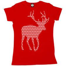 Animal Print Christmas Tops & Shirts for Women