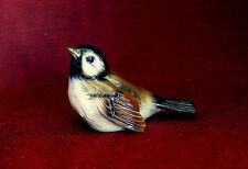 Goebel Porzellan-Figur Vogel / Sperling - Spatz / CV 72 / Bird - Sparrow