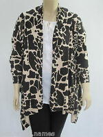 Autograph Ladies Open Front Waterfall Drape Cardigan sizes Small Medium Large XL