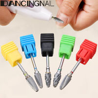 Pro Tungsten Electric Carbide Nail Drill Bit File Machine Manicure Pedicure