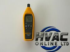 Fluke 971 Temperature Humidity Meter MIN/MAX/AVG functions temp -20 to 60°C