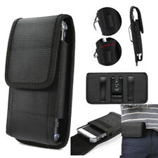 For Samsung S20 Ultra/S20 PLUS 5G Nylon Holster Wallet Pouch Belt Clip Case US
