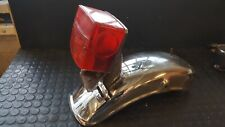 Suzuki GN250 Rear Brake Light Unit & Tail Mudguard