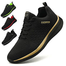 Mens Fashion Running Shoes Athletic Casual Walking Tennis Breathable Sneakers US