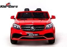 Kinderfahrzeug elektrisch Elektroauto Kinderauto Mercedes Benz AMG GLS 2 Sitzer