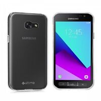 Custodia Cover Case slim in Silicone per Samsung Galaxy Xcover 4 G390 G390f