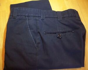 Horace Small Dark Navy Twill Men's Fire and PSO Uniform pants HS2313 Poly/Cotton