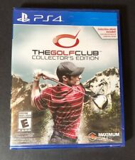 The Golf Club  [ Collector's Edition ] (PS4) NEW