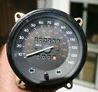 80s Bentley / Rolls Royce Jaeger 140 MPH 220 KPH Vintage Speedometer - UD 22129