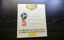 Panini World Cup Russia 2018 White Hardcover Album Special Edition