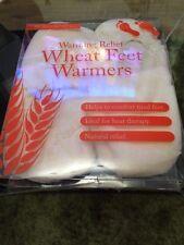 Wheat Feet Warmers