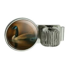 Canada Canadian Goose Pen Holder Clip for Planner Journal Book