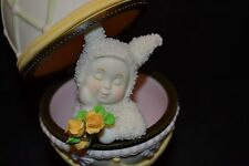 "Dept 56 Easter Springtime Easter ""Where is my Prince"" Limited Ed 2004 Bunny"