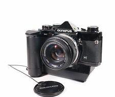 Olympus Film Camera with Lens
