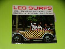 45  tours EP - LES SURFS - ALORS - 1966