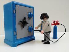 Playmobil 3161 - Fault with robber / Tresorknacker / Kluis overvaller