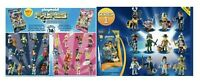 PLAYMOBIL  70069 70159 70160 movie & mystery 16 NEW IN UNOPENED SEALING BAG