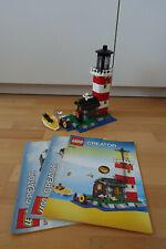 LEGO Creator Leuchtturm (5770) gebraucht in sehr gutem Zustand