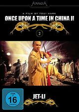 Once Upon a Time in China 2 (Martial-Arts Kult) Tsui Hark mit Jet Li, Donnie Yen