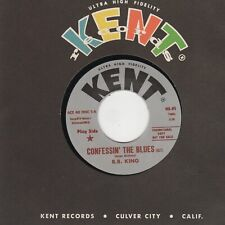 BB King Confessin The Blues Kent Soul Northern Rocksteady
