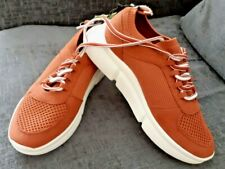 Women's Papaya casual rust colour shoes trainers UK 4 brand new with tags