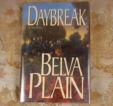 Daybreak by Belva Plain First Edition