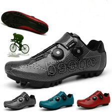 Professional Athletic Cycling Shoes Men Mtb Mountain Bike Shoes Bicycle Sneakers