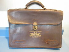 WWII A-4 Navigation Case Dead Reckoning US Army Air Force Missing Straps