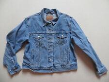 Levi's Damen Jacke Jeansjacke Gr. L, US Markt -> gibt's hier nicht ! 6 Taschen !