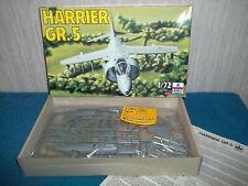 HARRIER GR.5 - ESCI - 1:72 MODEL KIT - VGC, CONTENTS STILL SEALED - RARE