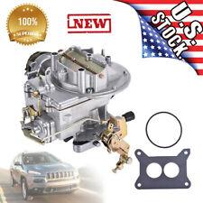 2 Barrel Carburetor Carb 2100 For Ford 289 302 351 Cu Jeep Engine US Stock Lot