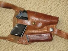 Walther Pp German Shoulder Holster From Wwii