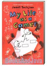 My Life Series Book 5: My Life As a Gamer by Janet Tashjian (Paperback)