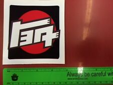 TEQ Vintage Automotive Performance part stickers