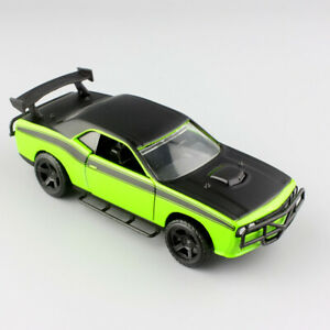 1:32 Jada fast and furious DODGE Challenger SRT8 muscle Car Diecast Toy models