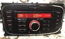 AUTORADIO CD/MP3 AUX FOCUS - CMAX - S-MAX - TRANSIT - MONDEO ECC CON CODICE
