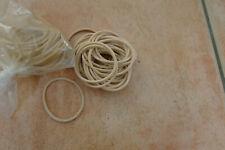 """NEU"" 10x Natur Kautschuk Ringe Gummi Abklemmen 5 cm  Rubber Gummi Gay Fetisch"