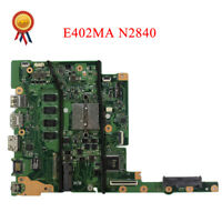 """FOR ASUS E402M E402MA Laptop Motherboard With N2840 CPU 2GB RAM Mainboard 14"""""""