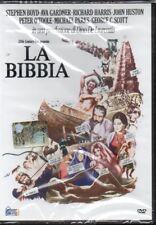 LA BIBBIA - JOHN HUSTON - DVD (NUOVO SIGILLATO) EDITORIALE