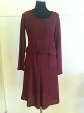 MINA UK dress red color size UK 12 brand new with tag